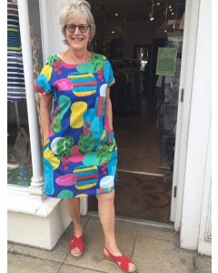Sarakiniko Reversible Dress