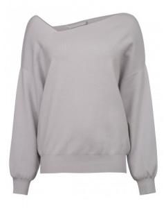 oversized-skew-neck-sweater