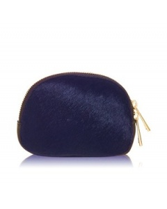 CPW | Navy Leather Purse