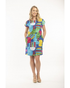Sarakiniko Reversible Dress